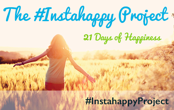 The #InstahappyProject - 21 Days of Happiness at www.nicoleliloia.com