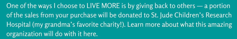 Give back at www.nicoleliloia.com