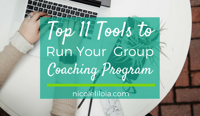 Top 11 Tools to Run Your Group Coaching Program